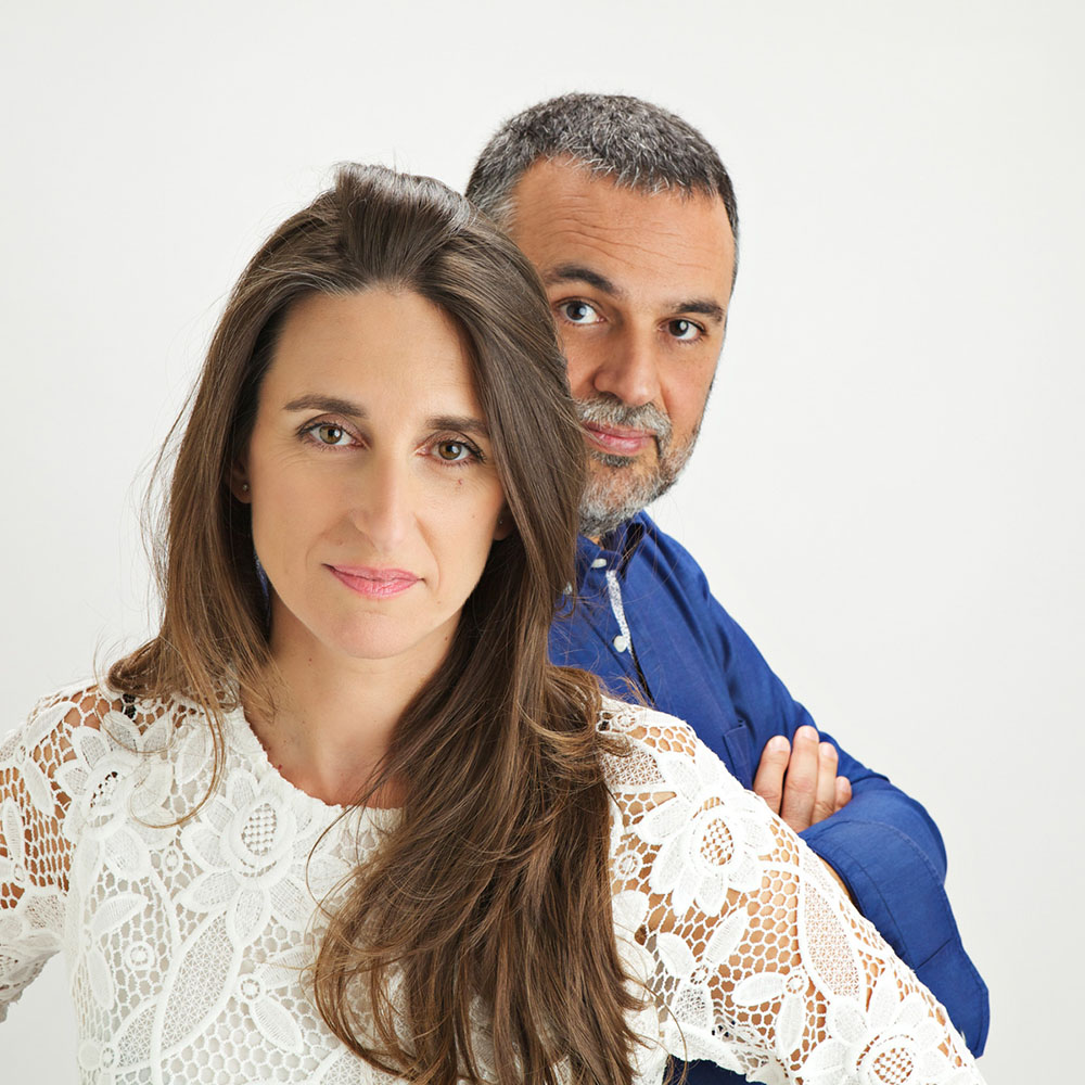 Pedro Moreno y Ana Gutiérrez, Clínica Moreno - Psicólogos Murcia