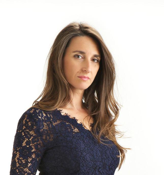 Ana Gutiérrez, psicóloga - currículo