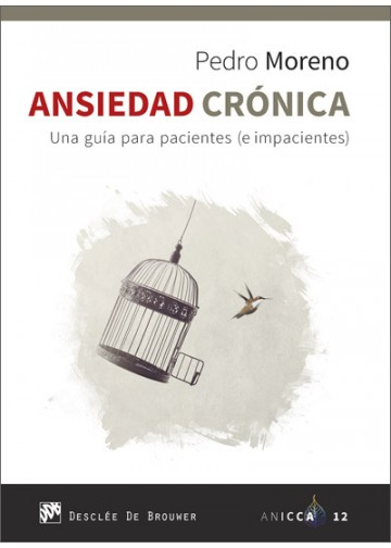 Libro Ansiedad crónica
