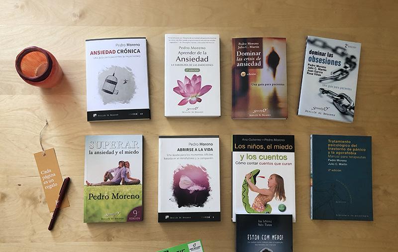libros ansiedad pedro moreno ana gutierrez